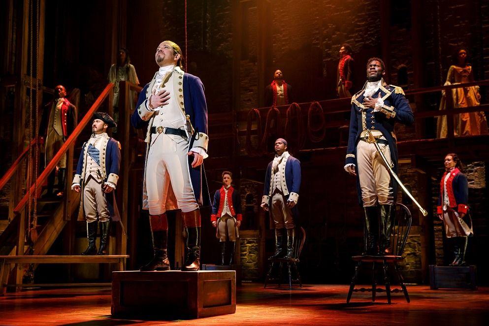"""""""Hamilton"""", el fenómeno de Broadway en Memphis"""