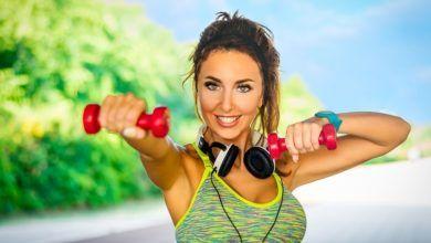 Photo of Tres maneras novedosas de mantenerte sana a los 40