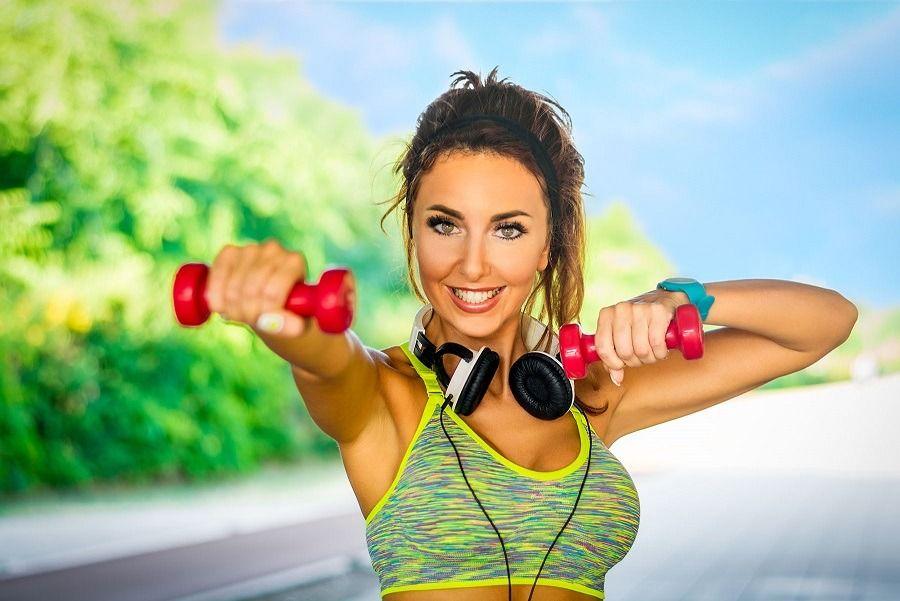 Tres maneras novedosas de mantenerte sana a los 40