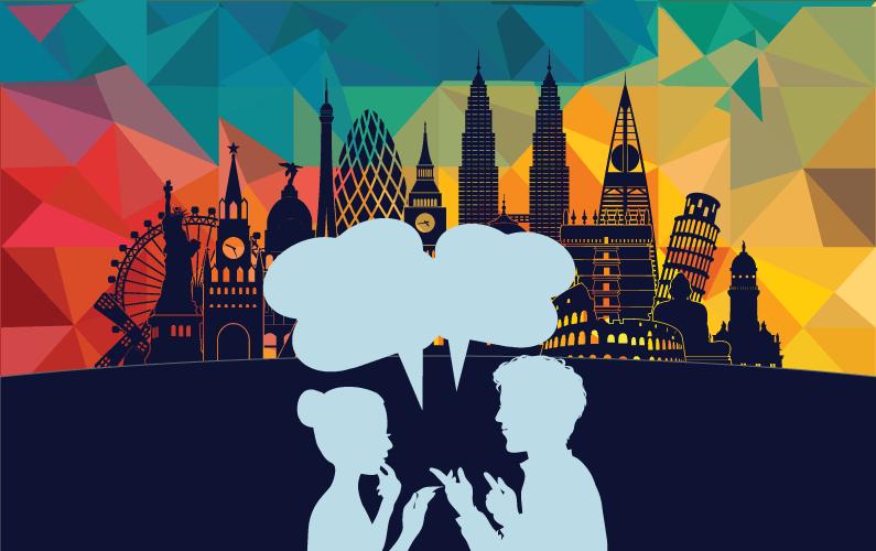 Los idiomas y la comunicación como piedra angular de la cultura