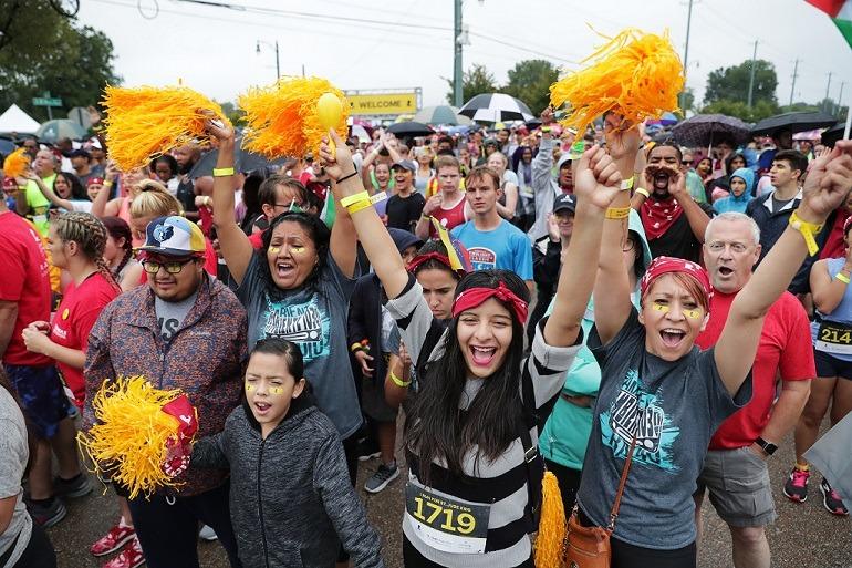 St. Jude Walk/Run to End Childhood Cancer 2019: Creando conciencia contra el cáncer infantil