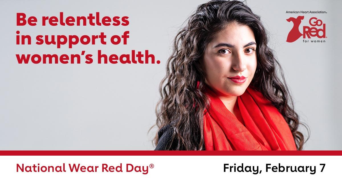 Photo of Febrero es el Mes Nacional del Corazón: Las enfermedades cardíacas son laprincipal causa de muerte en las mujeres
