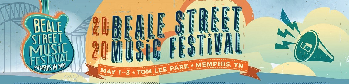 Memphis in May anuncia lista completa de artistas para el Festival Musical de Beale Street 2020