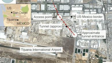 Photo of Encuentran el túnel fronterizo más largo entre San Diego y Tijuana