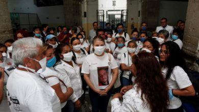Photo of Mexicans search for missing kin in jails, hospitals