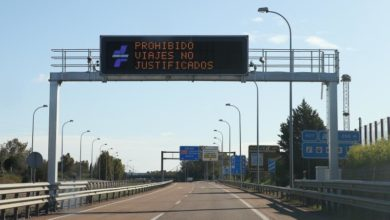 Photo of Spain, fourth Covid-19 hotspot in world, closes land borders