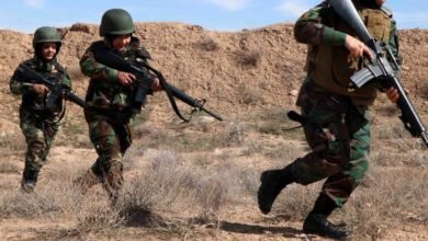Photo of At least 20 killed in insider attack on Afghan troops