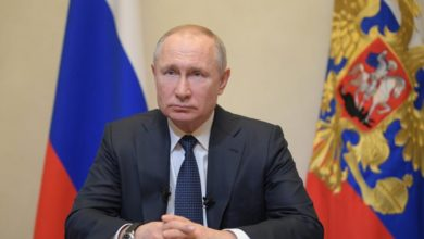 Photo of Putin delays vote on constitutional reforms due to outbreak