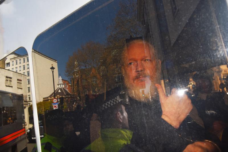 Assange Denied Bail Amid Coronavirus Fears La Prensa Latina Media