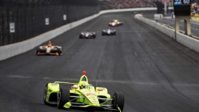 Photo of Indy 500 postponed till August