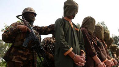Photo of Taliban team arrives in Kabul for prisoner release
