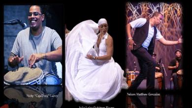 "Photo of Cazateatro presenta su primer taller de baile ""Bomba"""