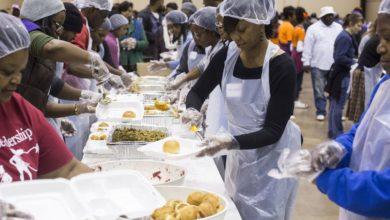 Photo of Cena del Día de Acción de Gracias de Memphis 2019 para personas sin hogar es cancelada