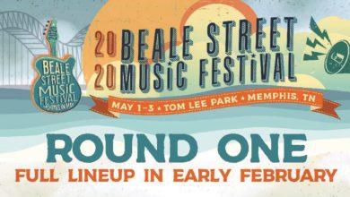 Photo of Memphis in May anuncia lista parcial de artistas para el Festival Musical de Beale Street 2020