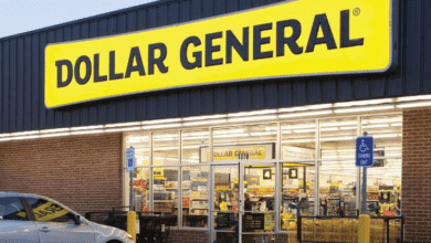 Photo of Dollar General Offering Discounts to Medical Workers, First Responders, National Guardsmen