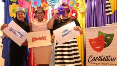 Photo of Cazateatro agradece todo el apoyo recibido de la comunidad en su fiesta latina