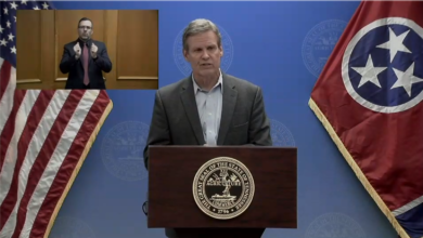 Photo of Governor Bill Lee Issues 'Safer-at-Home' Order for Tennessee