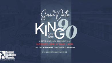 Photo of El Museo Nacional de los Derechos Civiles se prepara para celebrar el cumpleaños n.º 90 de MLK