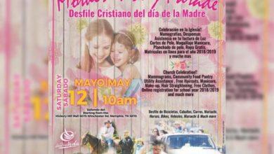 Photo of Iglesia Nueva Vida organiza desfile en honor a la madre