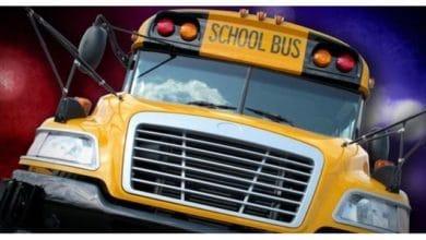 Photo of Dos estudiantes de Lakeland y un conductor lastimados después de accidente de autobús