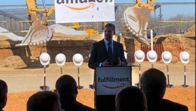 Photo of Amazon inicia la construcción del nuevo centro de distribución en Memphis