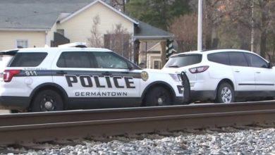 Photo of Persona muerta tras ser arrollada por tren en Germantown