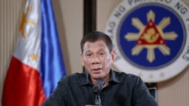 Photo of Duterte orders that Pilippine COVID-19 quarantine violators be killed