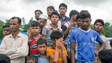 Photo of Bangladesh detains 382 Rohingyas trying to enter by sea