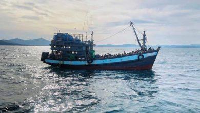 Photo of Bangladesh rescues 396 Rohingyas adrift at sea