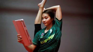 Photo of Thai gymnasts practice in self-isolation amid coronavirus pandemic