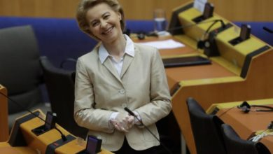 Photo of Von der Leyen: The real Europe is standing up now