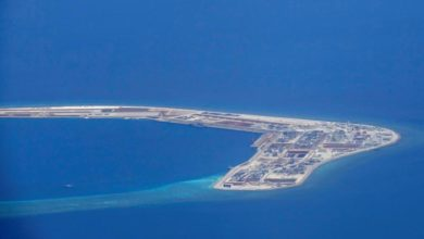 Photo of Beneath 'mask diplomacy,' China expands in disputed South China Sea
