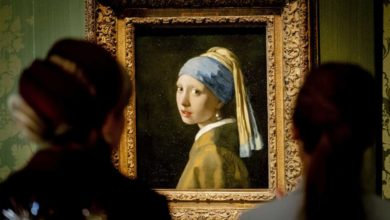 Photo of Researchers reveal secrets of Vermeer's Girl with a Pearl Earring