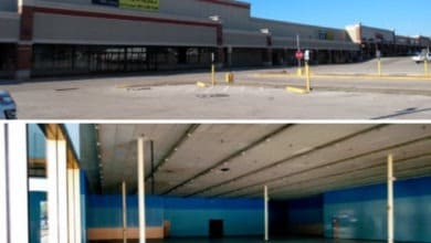 Photo of Concerns Raised After Local Shopping Center Chosen for Makeshift Hospital Site