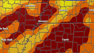 Photo of Strong to Severe Storms Possible for Easter Sunday