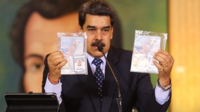 Photo of Captured mercenary tells Venezuelans: Plan was to fly Maduro to US