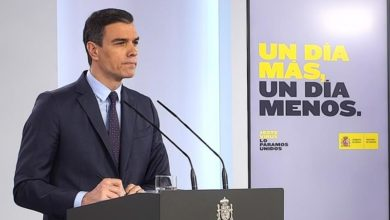 Photo of Spain's PM urges caution for those beginning the lockdown de-escalation