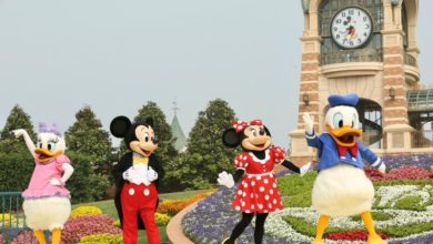 Photo of Shanghai Disneyland first in world to reopen with new coronavirus measures