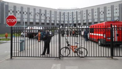 Photo of 5 Russian Covid-19 patients die in hospital fire
