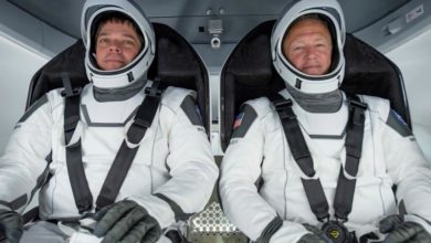 Photo of NASA prepares for first manned mission since 2011