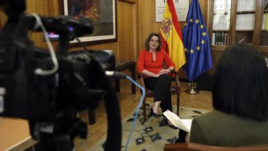 Photo of Spanish minister: People's health comes before economy
