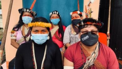 Photo of Activists in Ecuador sound alarm on Covid-19 threat to indigenous people