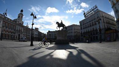 Photo of Madrid, Barcelona to ease lockdown, UK debates reopening schools