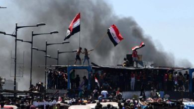 Photo of 123 people kidnaped since beginning of protests in Iraq, UN says