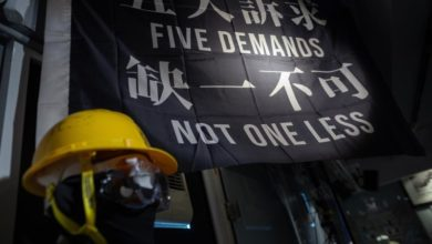 Photo of Chinese security law for Hong Kong: End or restart of protests?