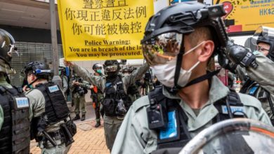 Photo of China rejects US call for UN Security Council meeting on Hong Kong
