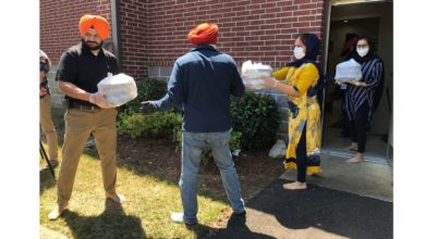 Photo of Mid-South Sikh Community Provides Meals to International Students