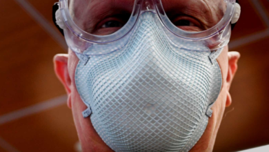 Photo of Free Face Masks Available at Shelby County Public Health Clinics