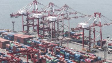 Photo of South Korea's trade surplus drops 78.8 percent in May due to pandemic
