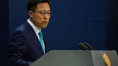 Photo of China threatens to retaliate against US over Hong Kong